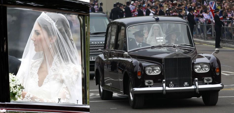 Rolls-Royce 'Royal' Cars Used by Princess Diana in U.S. to go on Public Display
