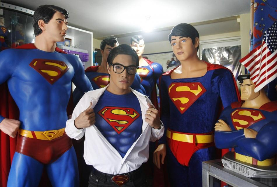 Man Surgically Alters Appearance to Look Like Superman