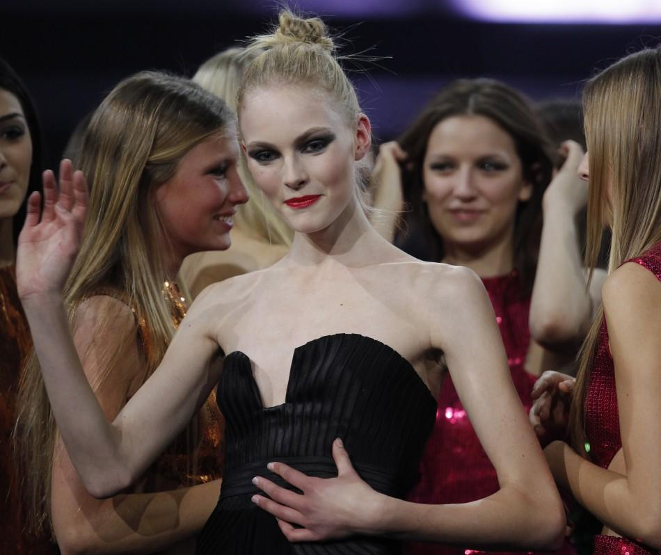 Elite Model Look Winner's Extremely Slight Frame Raises Questions