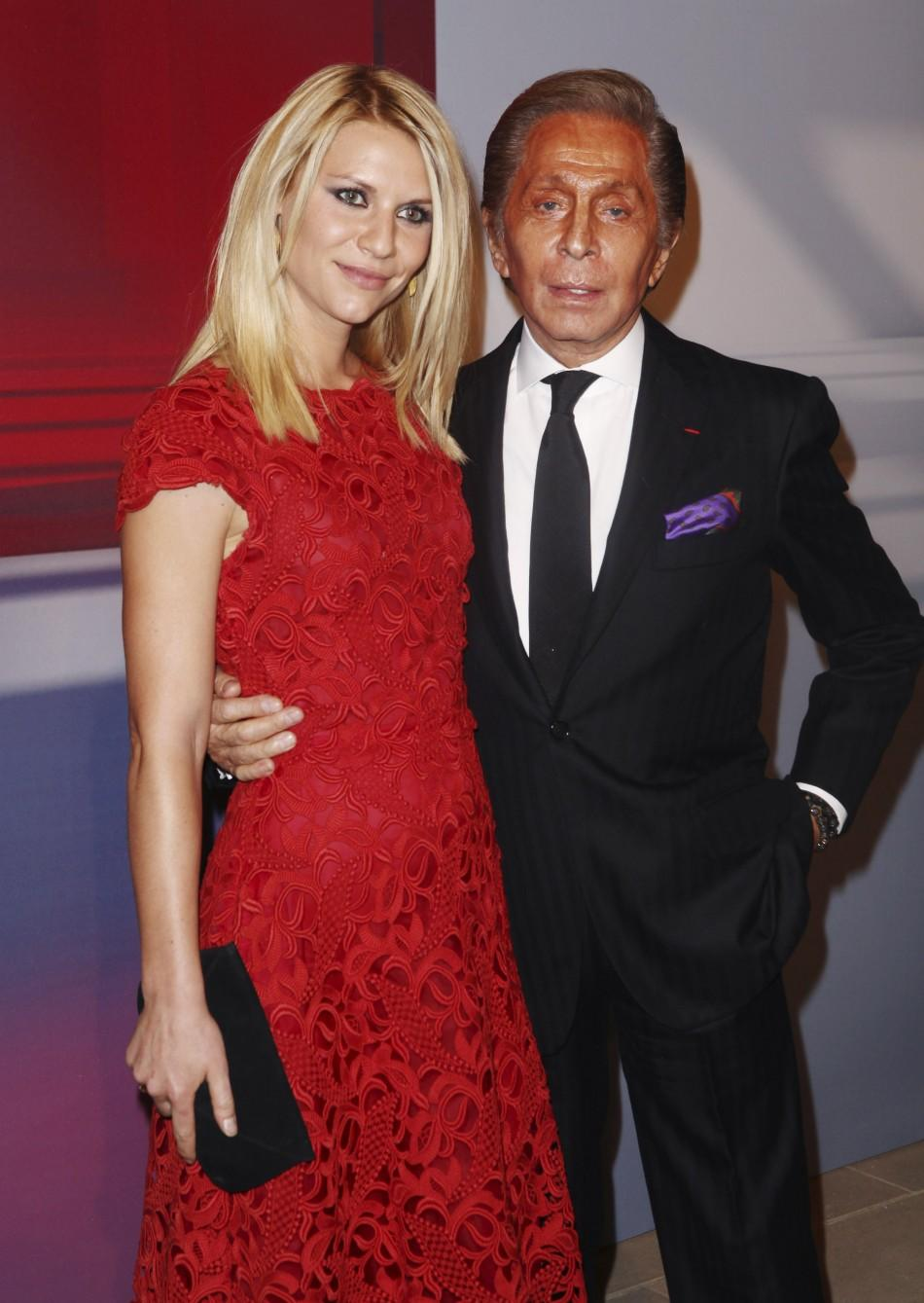 Valentino Garavani Hosts 3D Virtual Fashion Museum Launch Party
