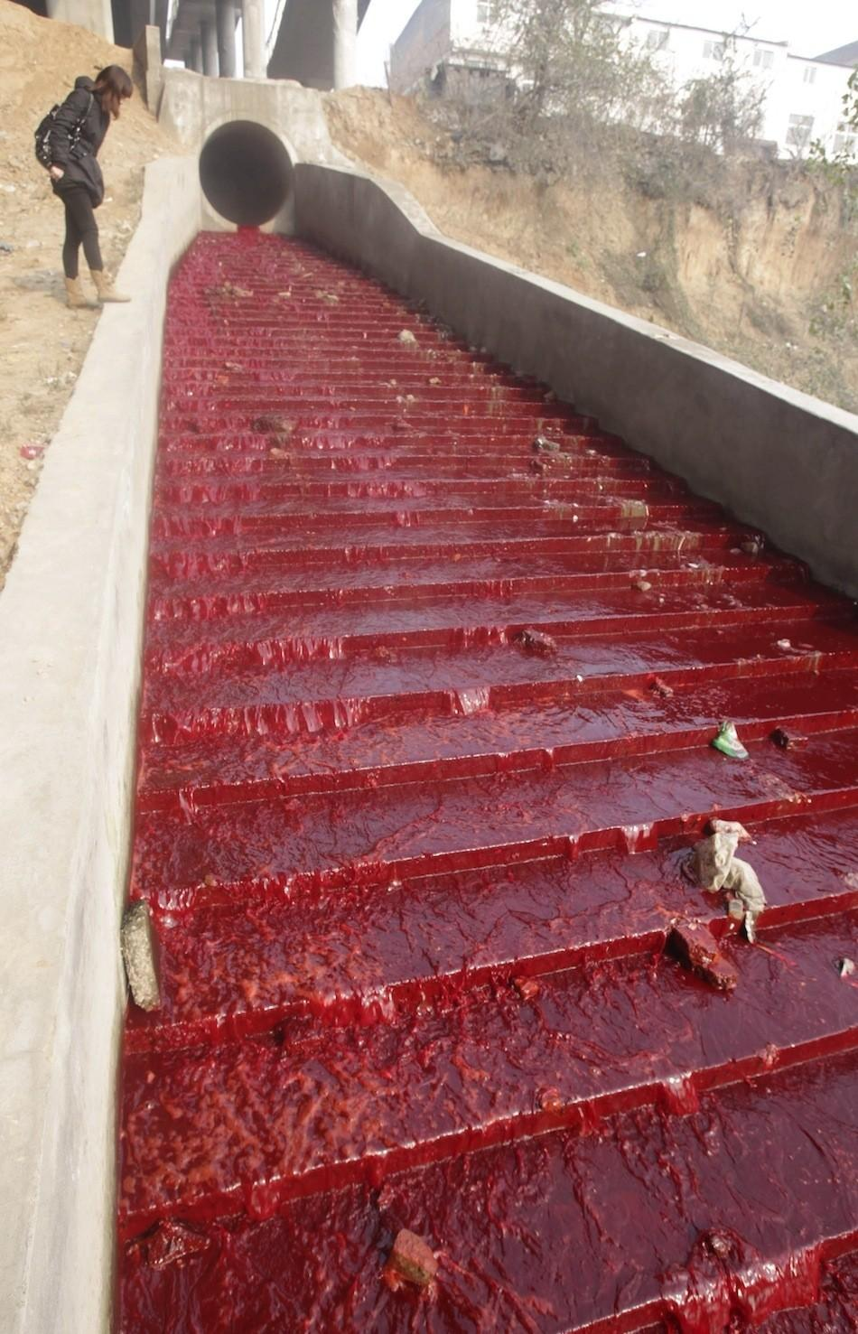 China's River of Blood