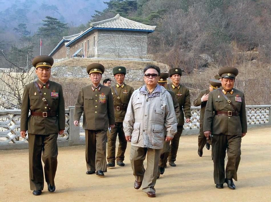 Kim Jong-il Dead: A Brief Glance Back at North Korea's 'Dear' Leader's Life [PHOTOS]
