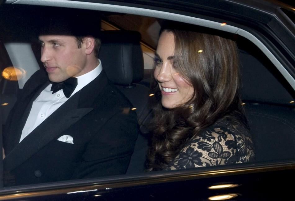 Kate Dazzles on her Birthday's Eve