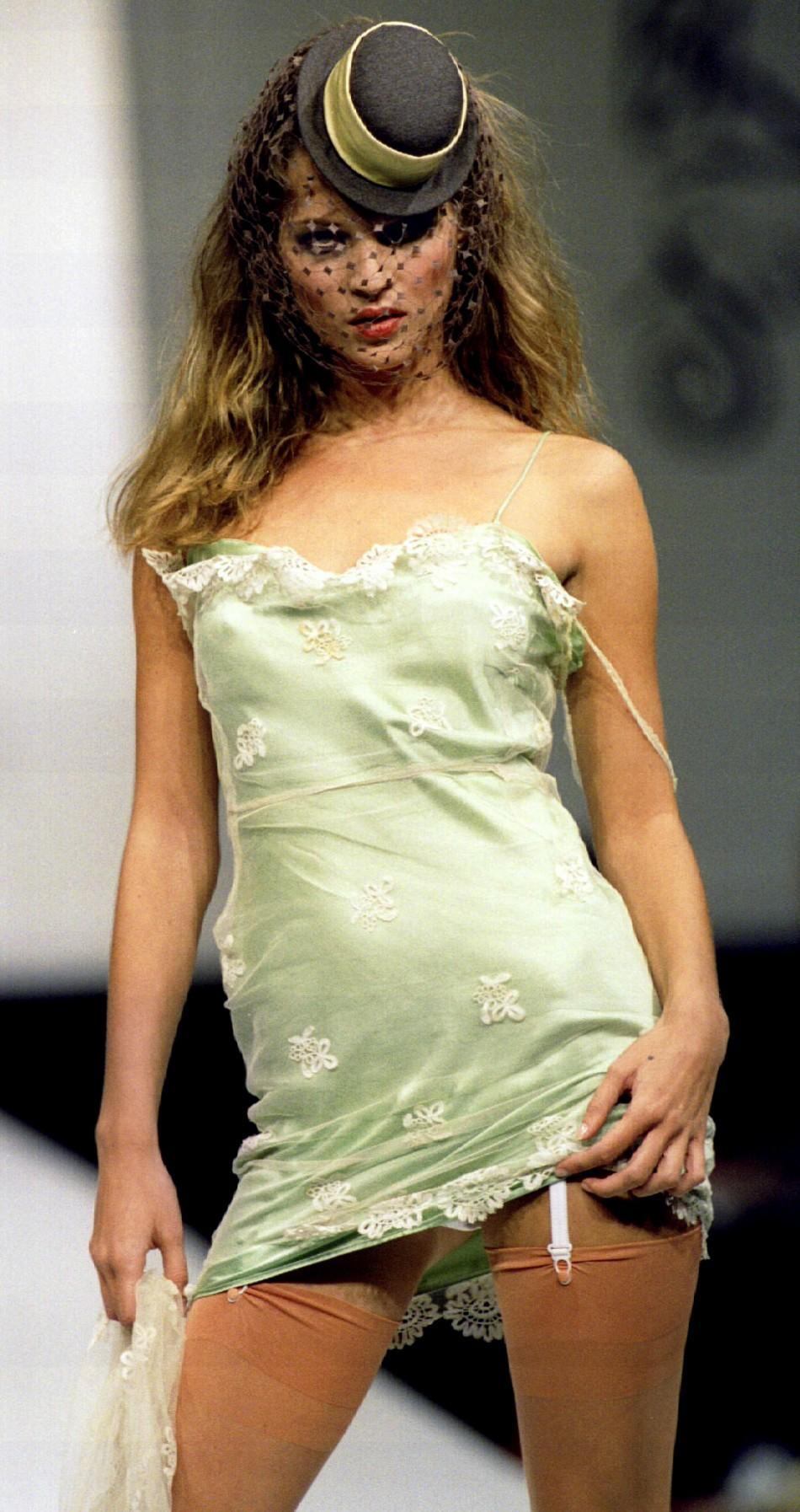 Kate Moss Turns 38: A Look Back at Moss's Iconic Fashion Moments