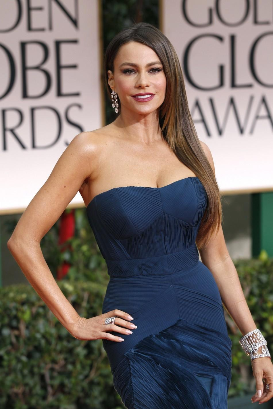 Actress Sofia Vergara