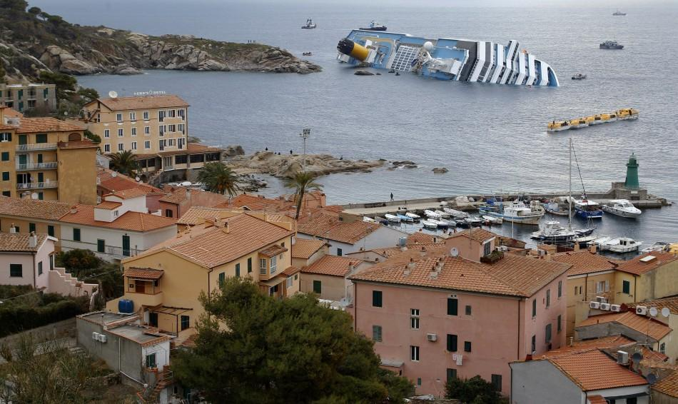 Costa Concordia Cruise Ship Disaster
