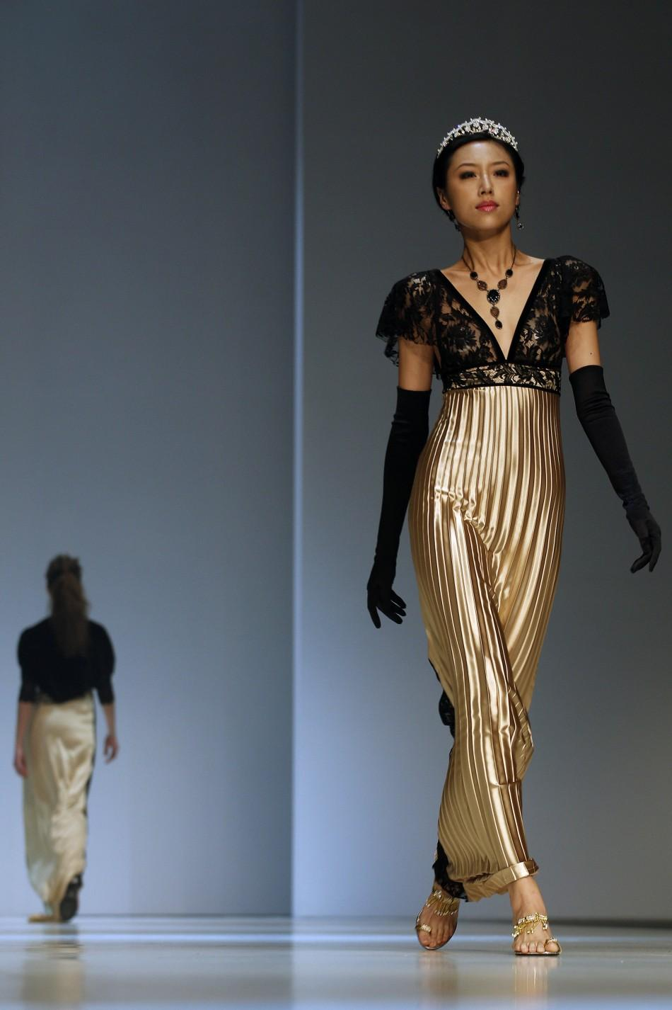 Hong Kong Fashion Week Autumn/Winter 2012