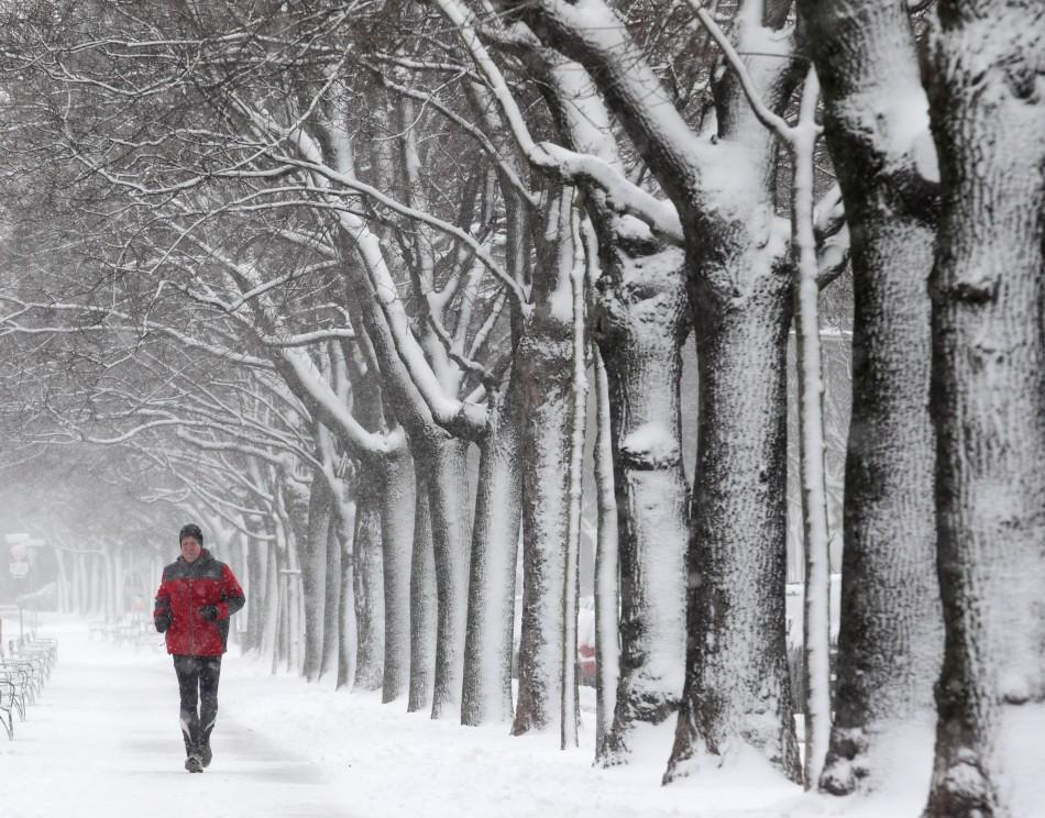 Winter 2012: Beautiful Images of Snow-Clad Places from across the World