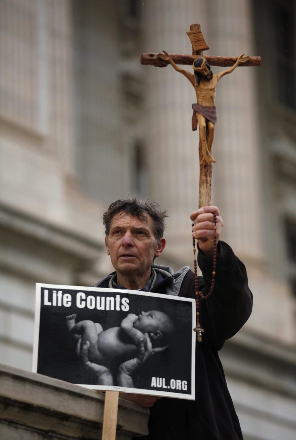 March for Life 2012