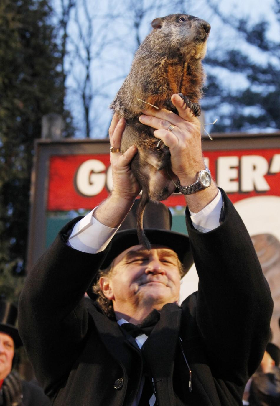Groundhog Day 2012