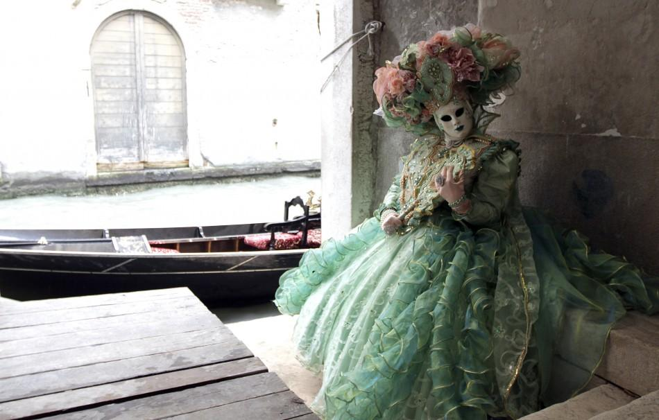Venetian Carnival in Venice (PHOTOS)