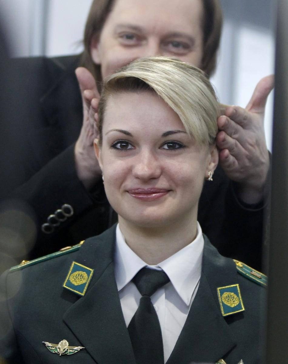 Border Guards Get Makeovers