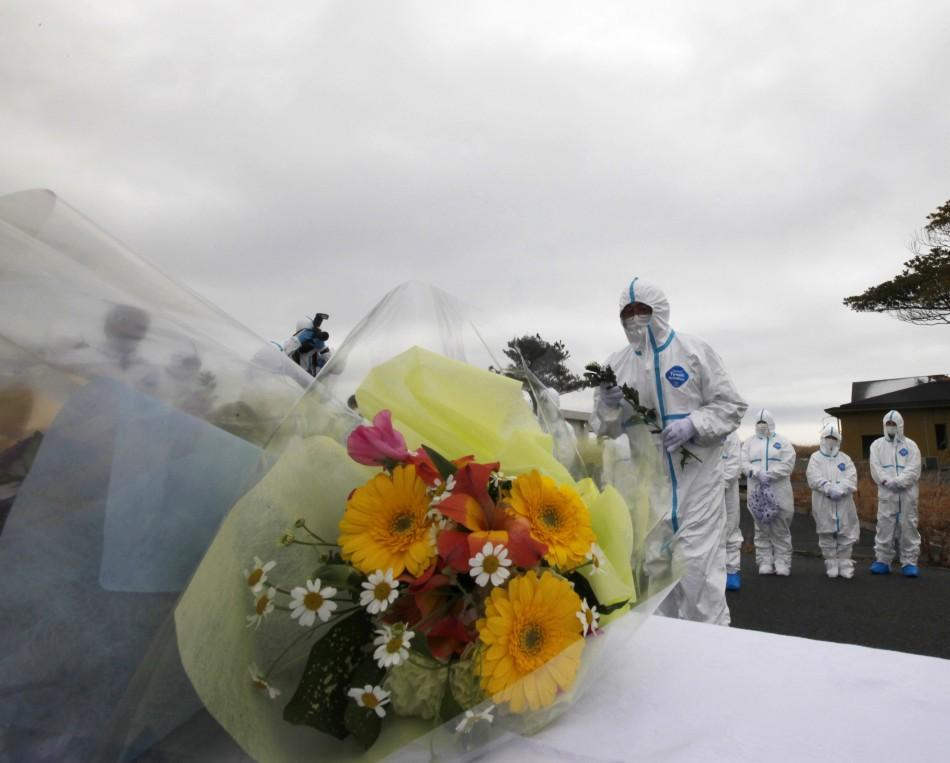 Japan Tsunami and Earthquake Anniversary