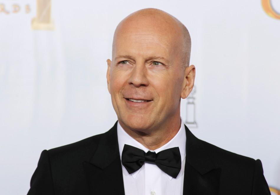 Bruce Willis booted from pharmacy for not wearing face mask""
