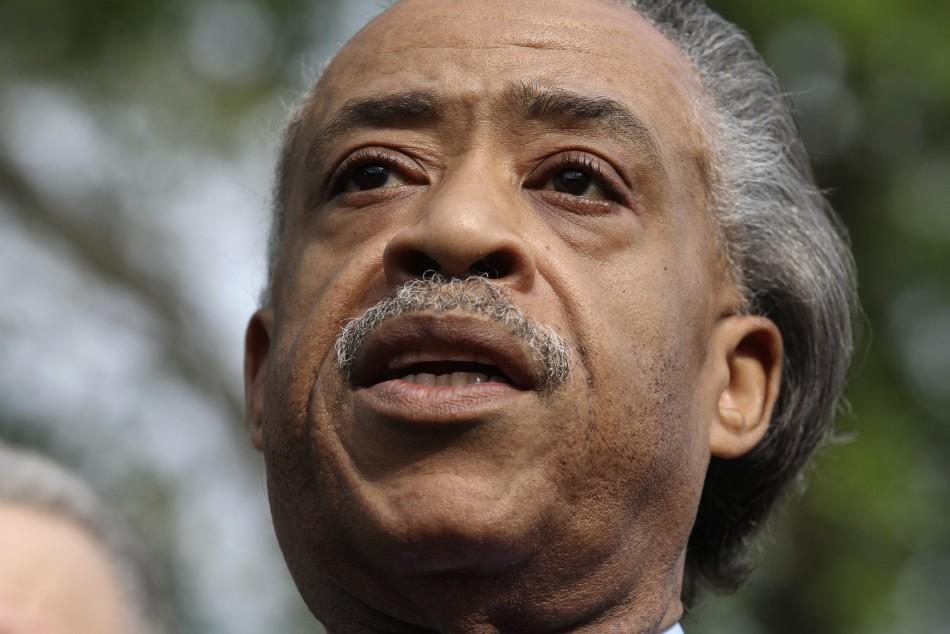 Al Sharpton will continue to fight for the family of Trayvon Martin despite his mother's death this morning.