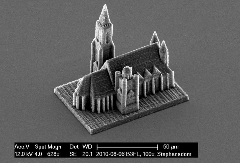 Nano-Structures - St. Stephan's Cathedral