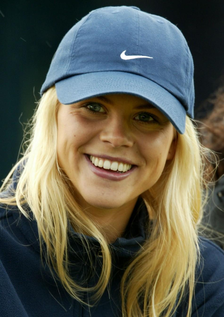 Elin Nordegren married Tiger Woods in 2004
