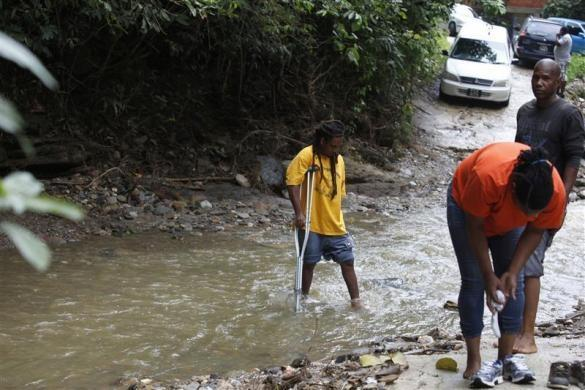 Tropical Storm Isaac Gather Pace As Hurricane Towards Haiti
