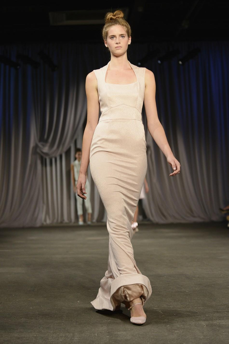 The Christian Siriano Spring 2013 collection at New York Fashion Week, Sept. 8, 2012