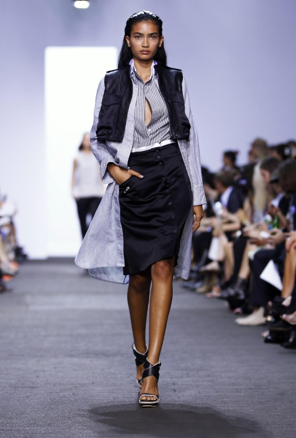 Rag & Bone Spring 2013 collection at New York Fashion Week