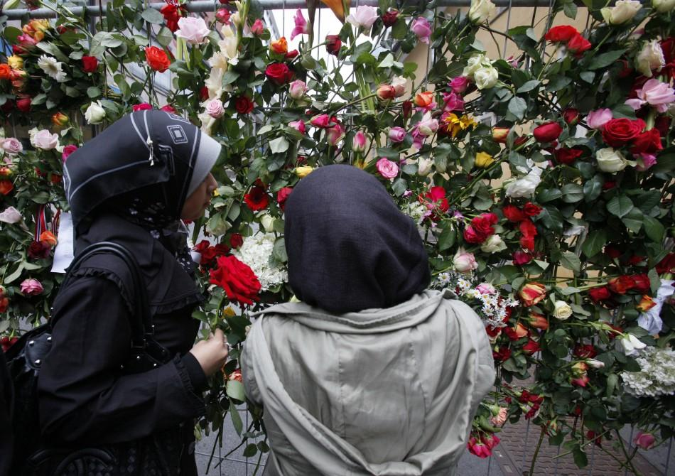 Norway Massacre: Thousands Participate in Memorial March to Mourn for the Victims.