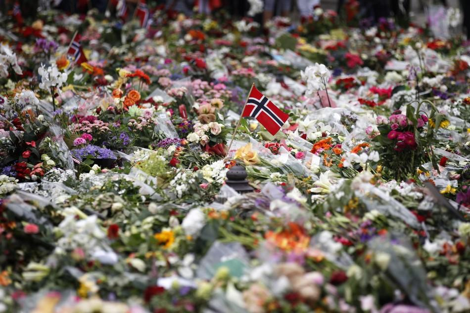 Norway Mourns