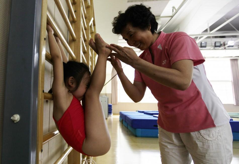 Childrens Diving Training in China [PHOTOS]