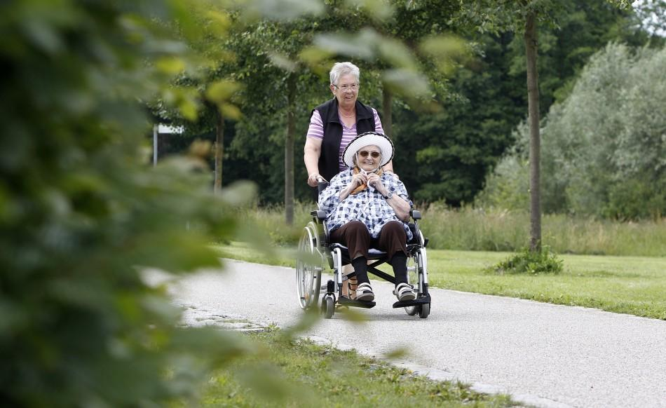 Germany :Late Retirement Leading Ageing Population; Securing Elderly Life (PHOTOS)