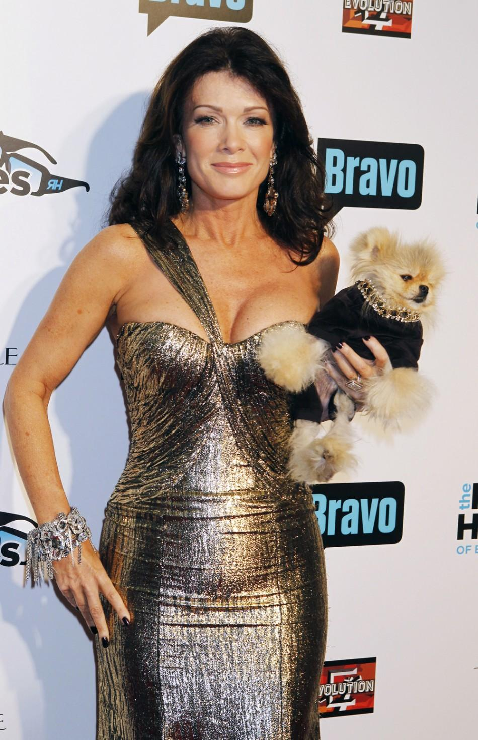 Cast member Lisa Vanderpump