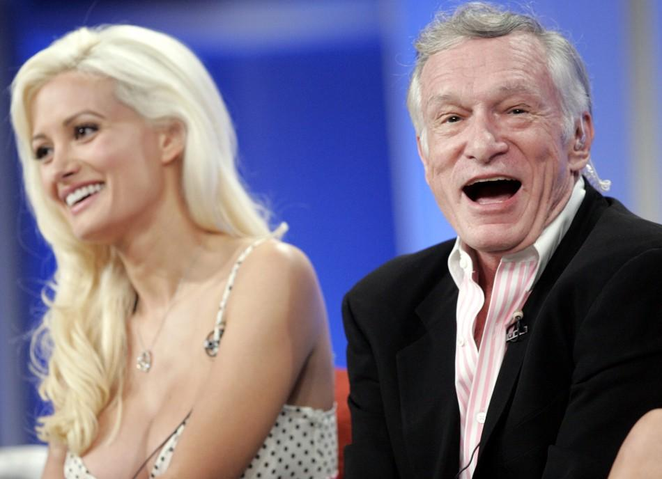 Hugh Hefner: Crystal Harris lied 'sex lasted like two seconds""