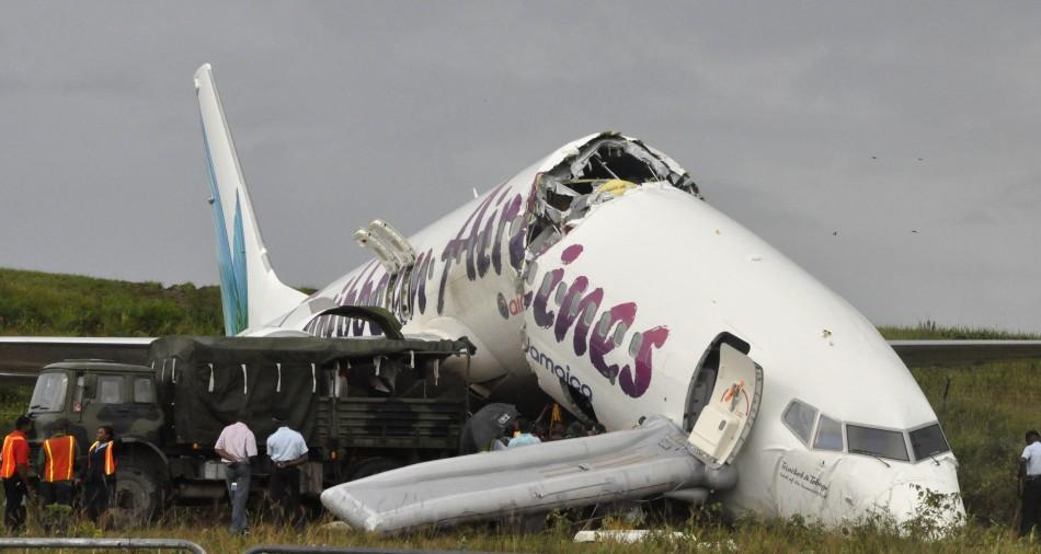 Caribbean Airlines Crash
