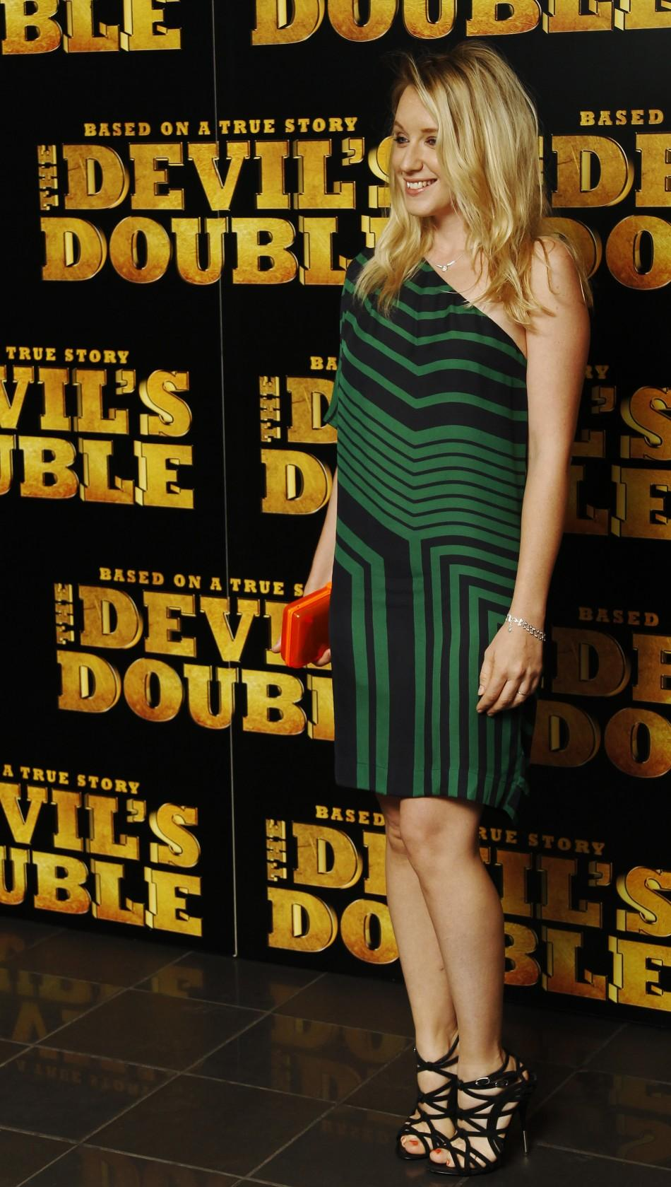 'The Devil's Double' British Premiere; Dominic Cooper's Dapper Look (Pictures)