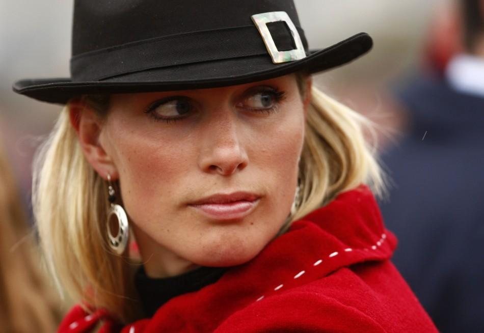 Sexiest Photos Of Zara Phillips The Newest Royal Bride