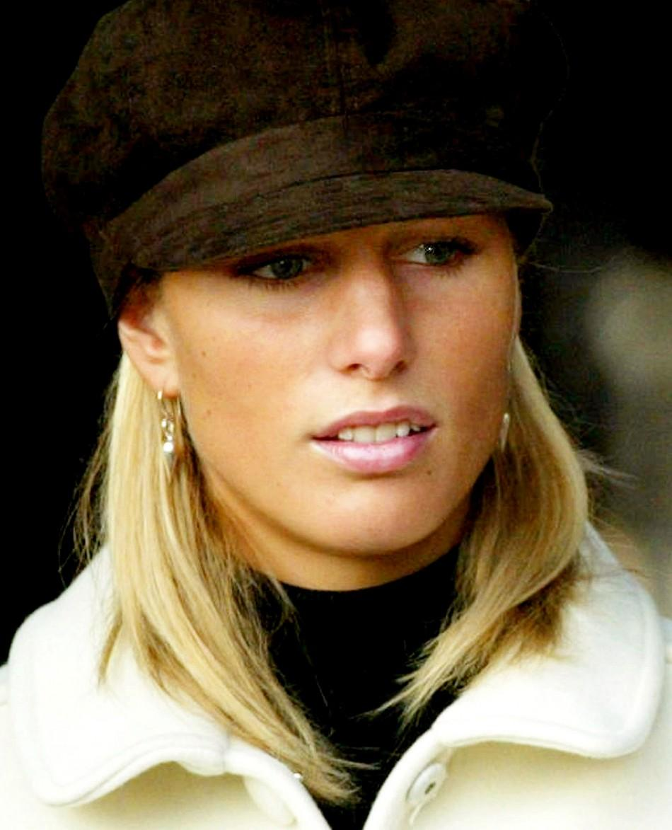 On The Third Day Of Christmas >> Sexiest Photos of Zara Phillips, the Newest Royal Bride