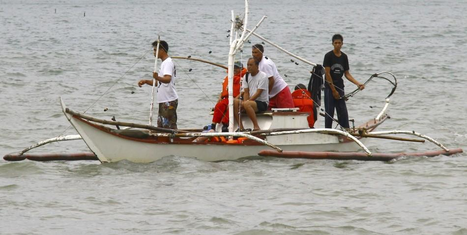Cargo Ship Sinks in Seas of Philippines