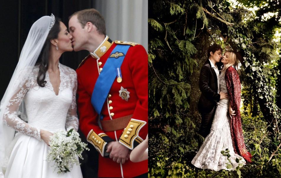 Kate Middleton or Kate Moss: Which is your Favorite 'After Wedding' Picture?