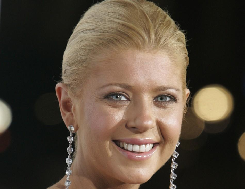 "Actress Tara Reid at the premiere of the film ""Reservation Road"" in Beverly Hills"