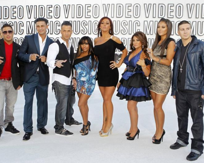 First look at the Jersey Shore reunion series