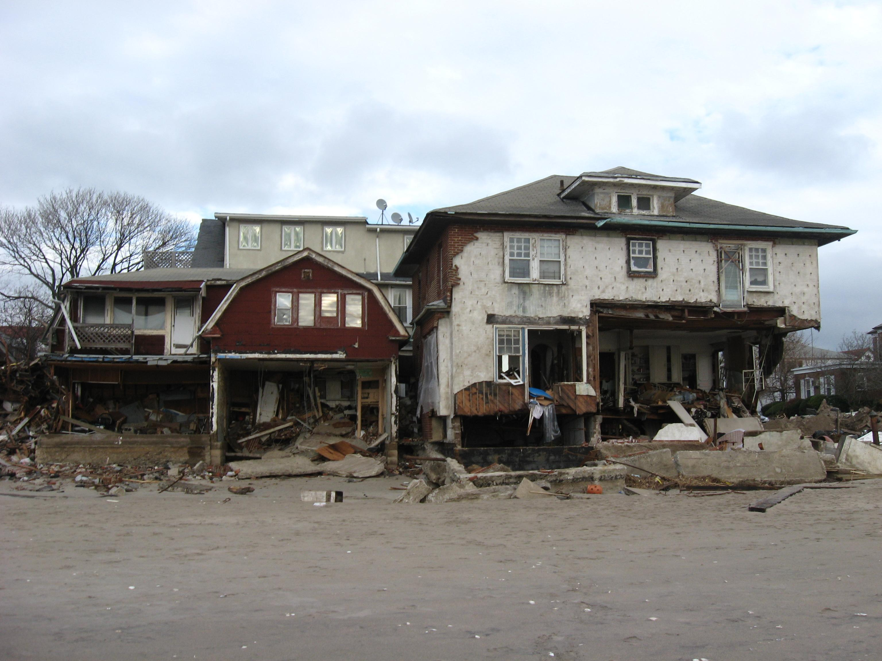 Sea Gate Homes Sustained Massive Damage In Sandy