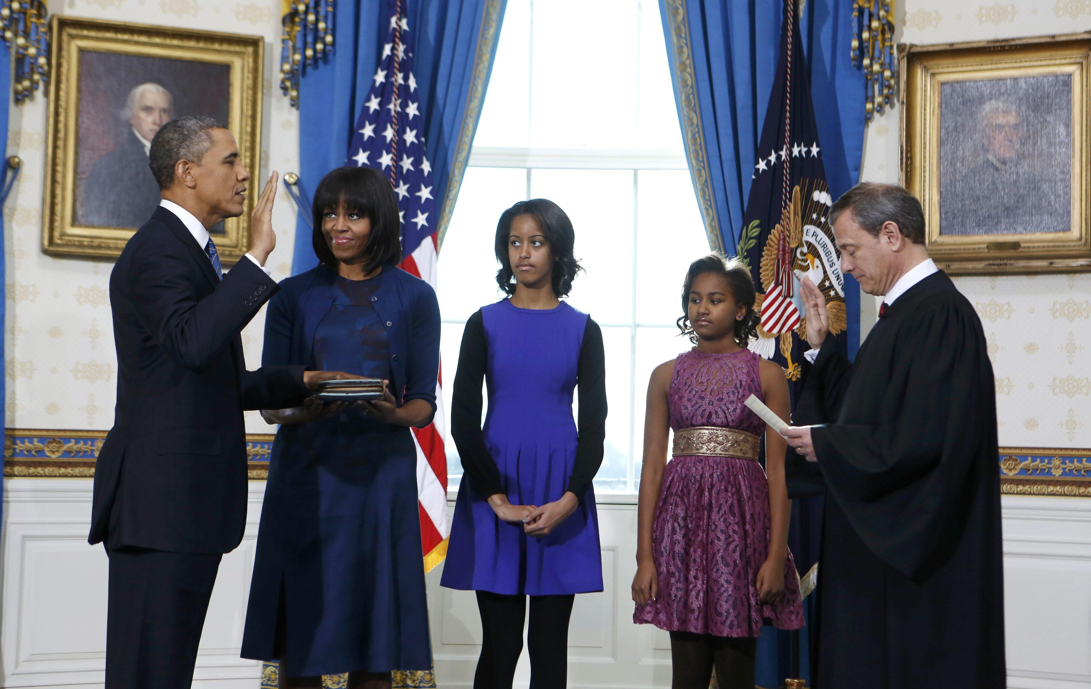 Official Oath Of Office Day-Jan. 20, 2013-1