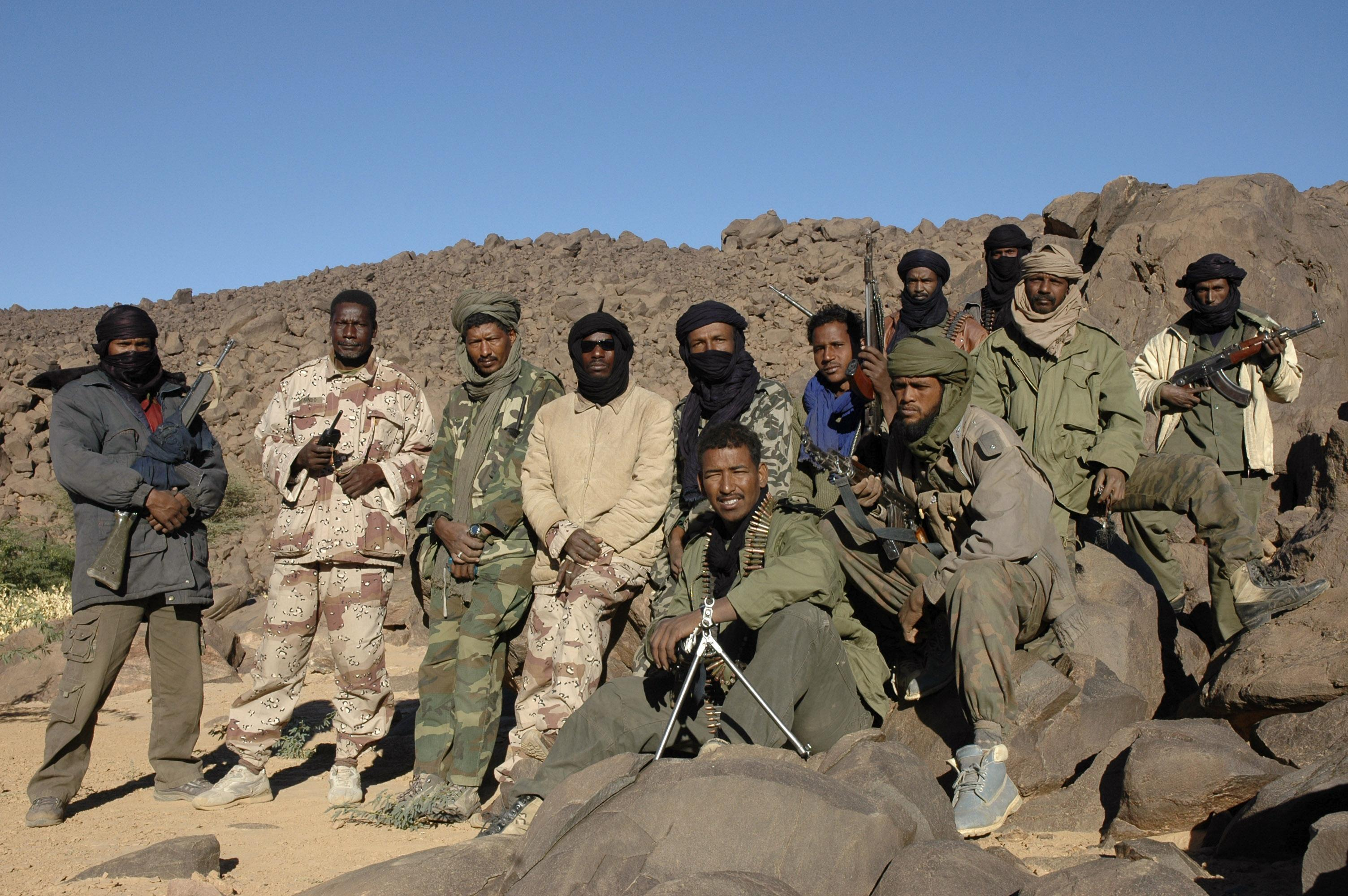 Tuareg Rebels In Niger