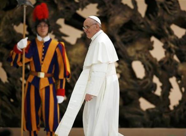 RCC Pope Francis-March 16, 2013C