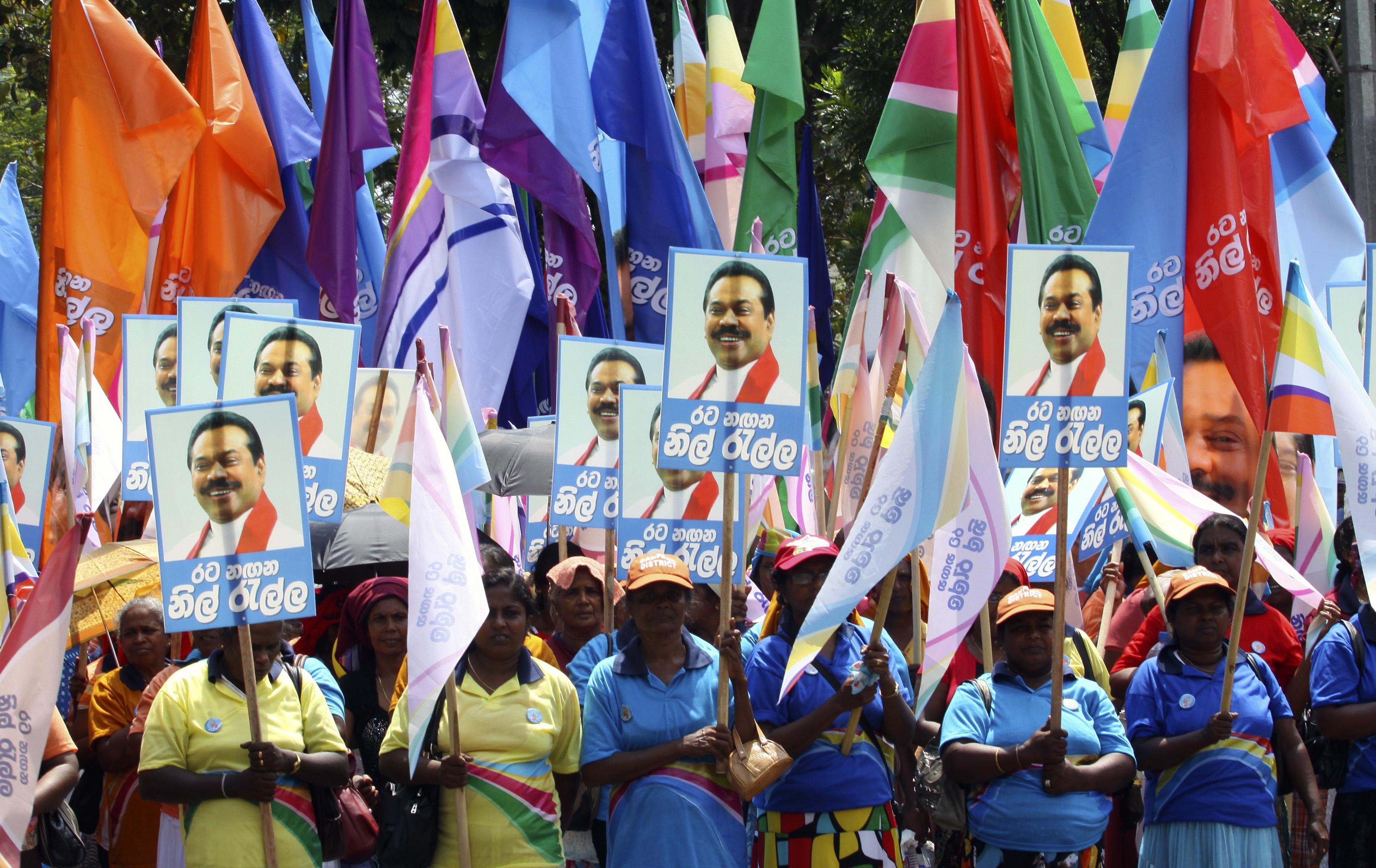 May Day Sri Lanka