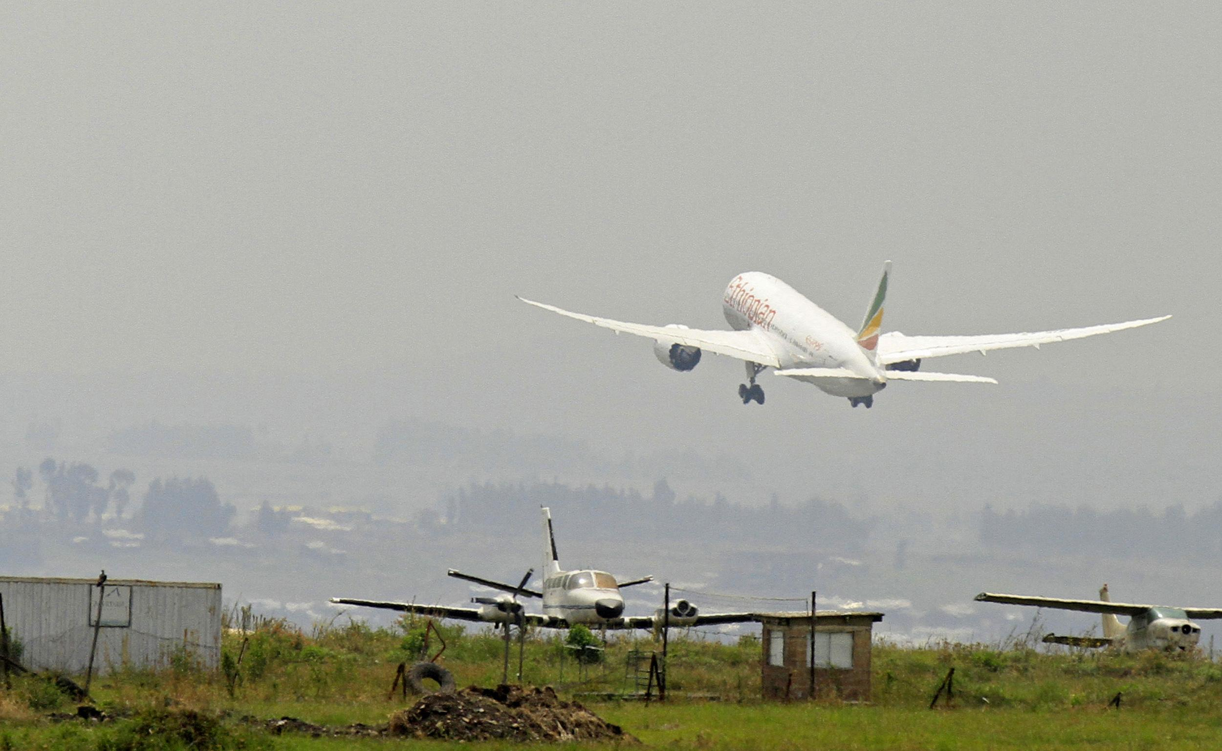 Ethiopian Airlines Takes Off