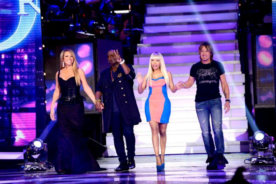 'American Idol' Season 12 Judges