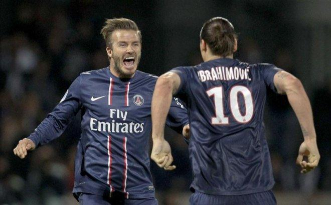 Beckham Paris Saint-Germain