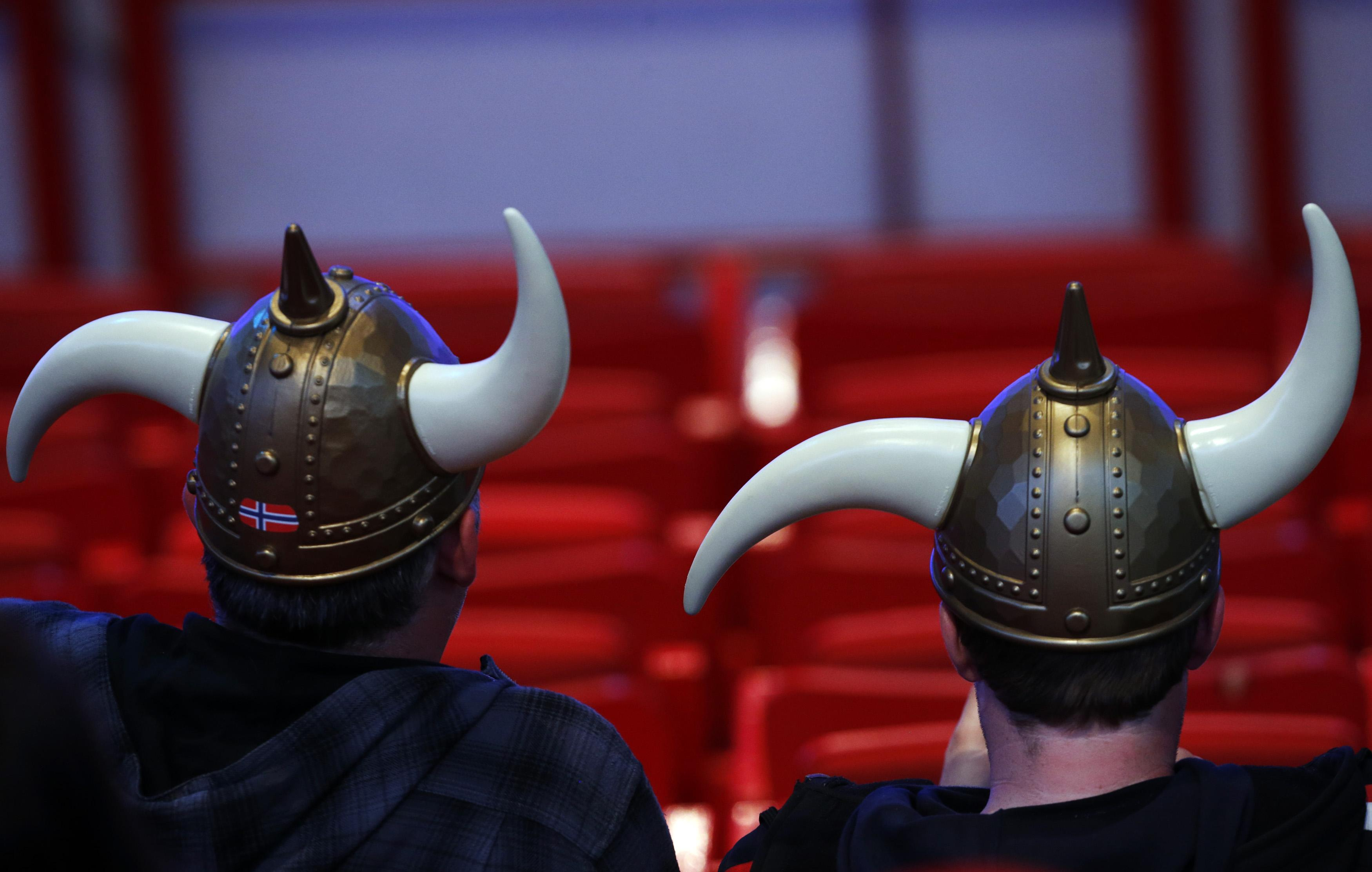 Viking Horns