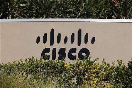 Cisco Systems sign