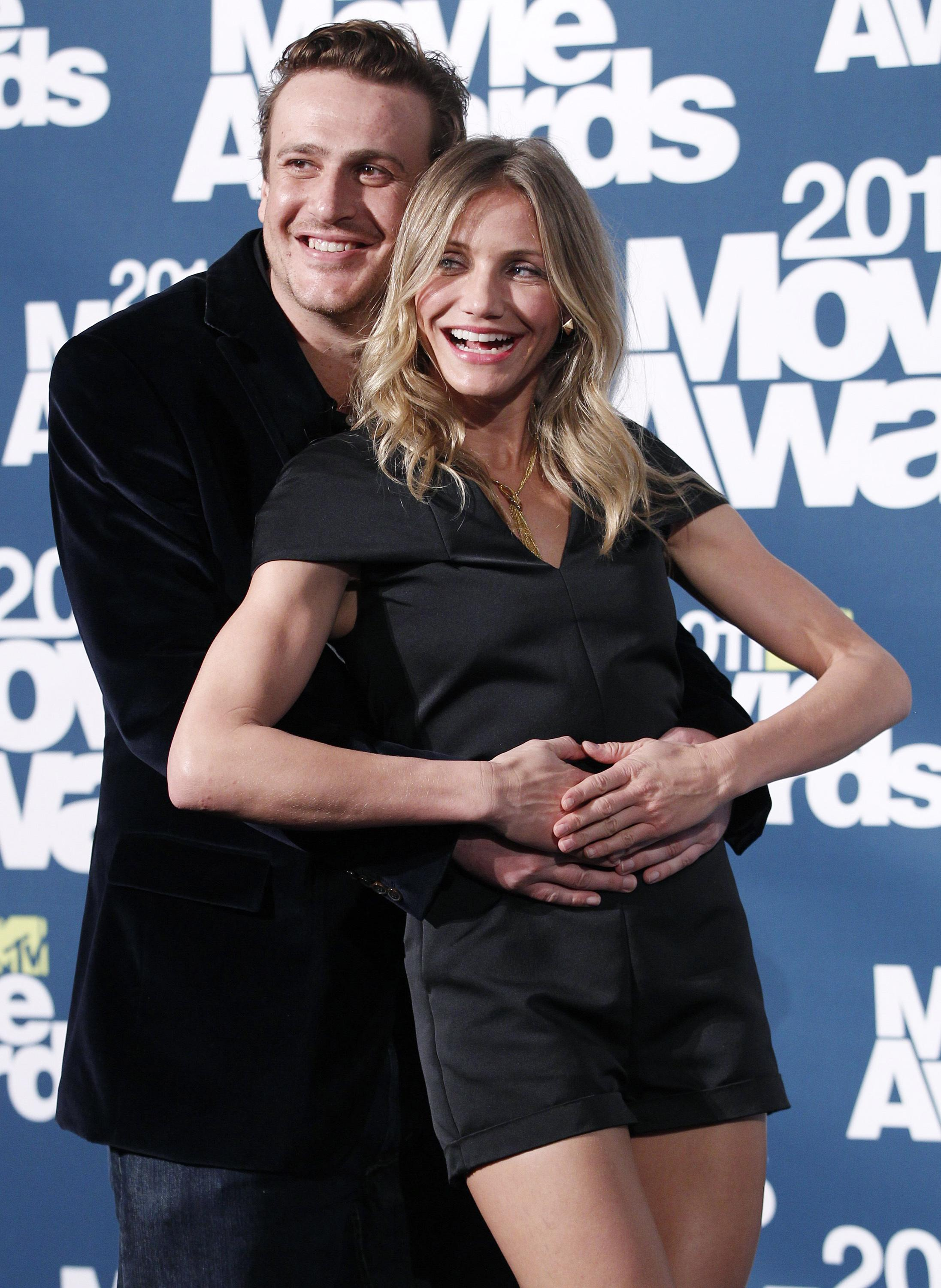 Cameron Diaz, Jason Segel Dating?
