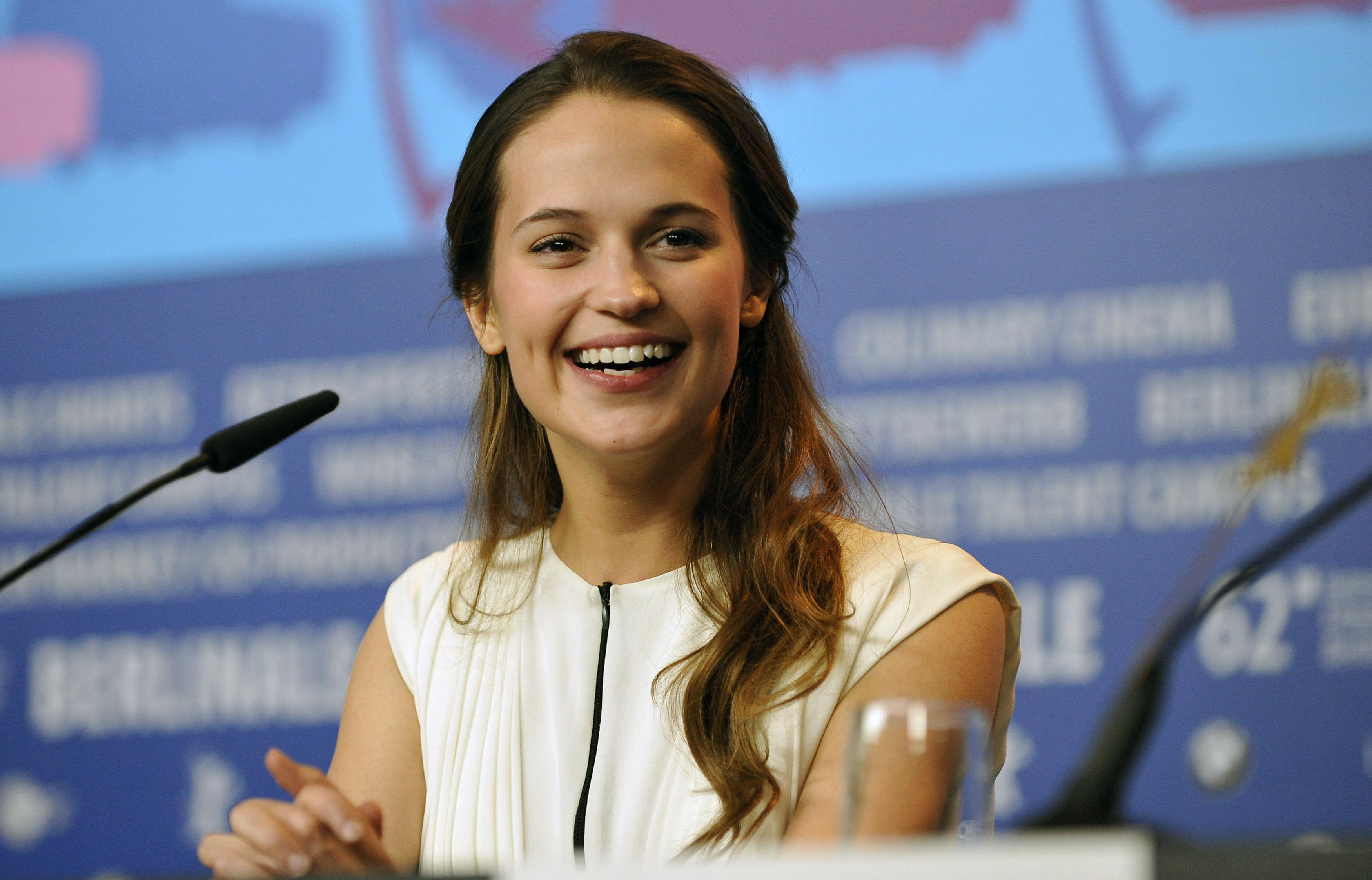 Who Is Alicia Vikander?